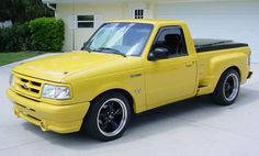1994 Ford Ranger 5 Speed Manual
