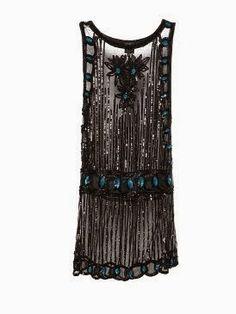 yo elijo coser: Patrón gratis: vestido de fiesta estilo charleston