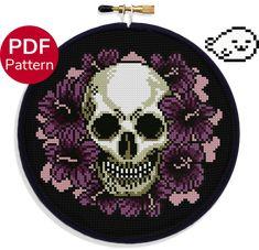 Cross Stitching, Cross Stitch Embroidery, Cross Stitch Patterns, Deadpool Unicorn, Cross Stitch Skull, Seal Craft, Peler Beads, Simple Cross Stitch, Beading Patterns