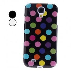 d04b5cab0aa Colorful Dots Pattern Soft Case for Samsung Galaxy S4 i9500 / S4 Mini i9190