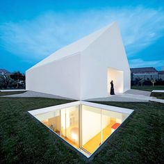 //House in Leiria Portugal by Aires Mateus