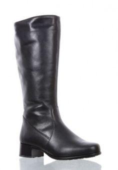 New arrivals from AALTONEN. Wide calf boots.