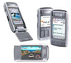 Sony-Ericsson P910i