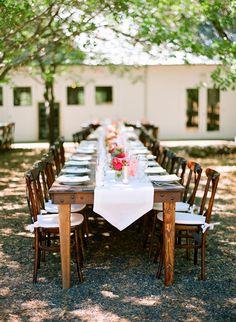 Beautiful Napa Valley Wedding » Silvana Difranco Photograpy @Esla Events planning. #film #tablescape #weddings #napaweddings