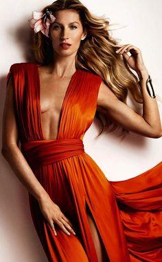 Gisele Bundchen for Vogue China