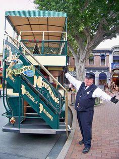 Omnibus Disneyland