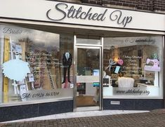 Not just any alterations shop!  Book an appointment with us & enjoy exclusive use of our fitting room, completely kitted out with everything we need to ensure your garments are a perfect fit.