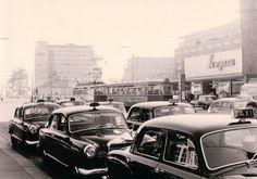 Anfang 1960er Hamburg - Glockengießer Wall  ☺