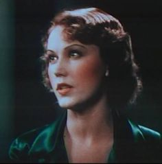 Fay Wray in Dr. X