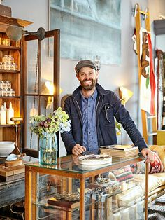 Rod Hipskind's Rules for Fruitful Antiquing