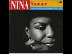 """""""The purest eyes and the strongest hands. I love the ground on where he stands"""" Nina Simone - Black is the Color of My True Love's Hair"""