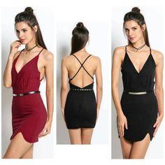 Women dress with belt  Price 1250