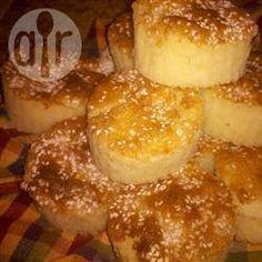 Pastel dulce de queso parmesano @ allrecipes.com.mx