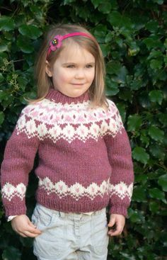 Lopapeysa Icelandic sweater on face book
