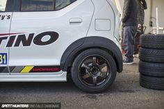 Size Doesn't Matter At Tsukuba - Speedhunters Suzuki Alto, Kei Car, Cars, Autos, Vehicles, Automobile, Car