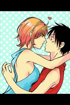 Luffy e Nami - One Piece Sabo One Piece, One Piece Nami, One Piece Ship, Nami Swan, Brother And Sister Relationship, Luffy X Nami, The Pirate King, One Piece Fanart, 0ne Piece