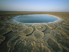 Photo: Danakil Depression in Ethiopia