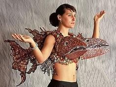 Sexy bras or bizarre fashion statements? You decide. We've gathered 20 of the weirdest bras we could