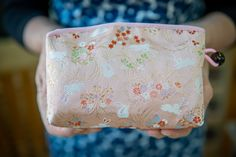See our range of beautiful pouches from Kyoto on our website! Elegant Gift Wrapping, Furoshiki Wrapping, Kimono Pattern, Paper Gifts, Geometric Designs, Kyoto, Pouches, Stuff To Do, Coin Purse