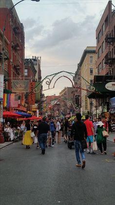 Little Italy New York, NY