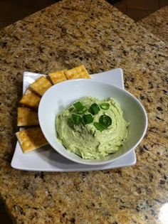 Niki Cooks for Interstitial Cystitis: Pesto Herb Spread/Dip