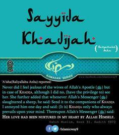 Mother Of Believers.