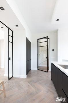 home design dream Interior Exterior, Home Interior Design, Interior Architecture, Style At Home, Rustic Kitchen Design, Living Room Interior, Home And Living, Interior Inspiration, New Homes