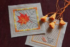 This beginner needlework tutorial was first posted on my old blog several years ago. Many things havechanged since then :) I no longer have time for embroidery