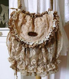 enchanted-barnowlkloof:  source: Linen and Lace