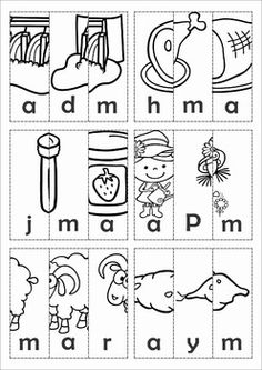 Word Families AM AM Word Family. A comprehensive word work unit with games, activities and No Prep worksheets. A page from the unit: picture scramble activity Letter E Activities, Physical Activities For Kids, Literacy Activities, Family Activities, Phonics Worksheets, Weather Worksheets, Cvc Word Families, Family Worksheet, Reading Tutoring