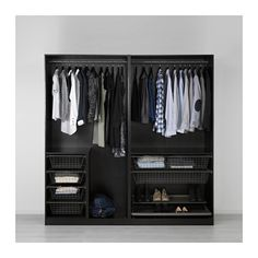shop for wardrobe with doors at ikea choose from pax system wardrobes with doors in a variety of shapes styles and colors