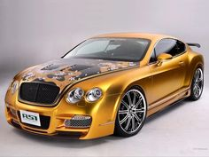 In this article, you can see Full HD & 4K Gold Cars wallpapers for Desktop. On top of that, these Gold Cars wallpapers are the full-screen desktop wallpaper. Moreover, all wallpapers are high-resolution wallpapers for your pc. For more Gold Cars PC wallpapers, visit my website. Bentley Gt, Bentley Continental Gt, Cadillac Cts, Bugatti Veyron, Audi R8, Mclaren Slr, Imagenes Hd 4k, Bentley Wallpaper, Modified Cars