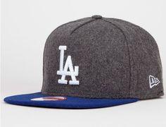"Strapback Saturdays: NEW ERA x MLB ""LA Dodgers Classic Melt"" 9Fifty Strapback Cap"