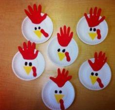 Chicken crafts
