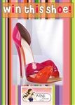 Pin to Win! Wine Diva Shop is holding a contest February 2014 for a chance to win this shoe bottle holder! See website for official contest rules! Contest Rules, February 1, Wine Bottle Holders, Diva, Shoe, Website, Products, Shoemaking, Shoes
