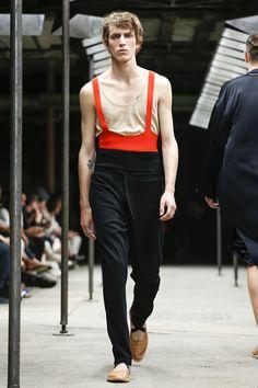 Dries Van Noten Menswear Spring Summer 2015 Paris