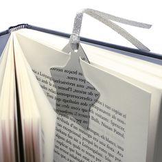 Marcador de libro en forma de estrella para regalos de empresa