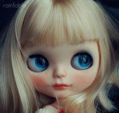 Ingrid OOAK Custom Art Blythe Doll by Rainfable by Rainfable