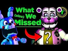 Game Theory: FNAF, The Answer was RIGHT IN FRONT OF US (Five Nights at Freddys Sister Location) - YouTube