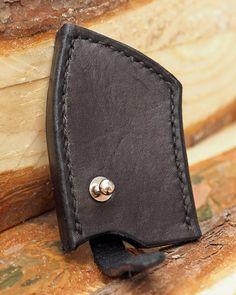 """Polubienia: 29, komentarze: 1 – Fabryka Rzeczy Fajnych (@frf.com.pl) na Instagramie: """"A leather sheath for cleaver knife from #trollsky. Handcrafted by #FRF team ♥️it or ignore it!…"""""""