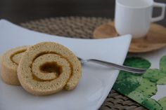 Swiss roll   Biskuitroulade Simply Filling, Types Of Cakes, Alps, Cookies, Baking, Desserts, Food, Biscuit, Chef Recipes