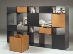 INFINITY Libreria by FLEXFORM design Antonio Citterio