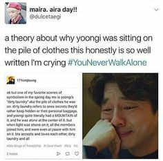 Gosh same. This spring day theory makes me cry like the goblin honestly
