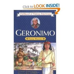 """Drive to understand, Relationships with others """"Geronimo: Young Warrior"""" - George Edward Stanley"""