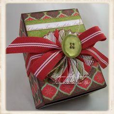 Christmas Matchbox