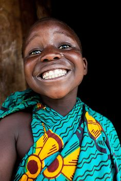 Keep smiling  - DR CONGO -