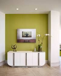 """""""I think we're going to see a lot of yellow in 2018, particularly an earthy, ochre-y yellow. It's a shade that will brighten a room but isn't at all that  70s yellow we remember. It's a modern neutral that's far from boring."""" —Peter Dunham See more inspirations a tour website ♥    #interiordesignideas #interiordesign #homeinteriordesign #homedesign #interiordesignideas"""
