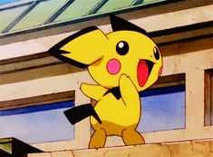 When Pichu was slappin' dat ass. | 20 Times Pokémon Accidentally Became Poképorn