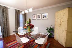Jennifer & Chris' DINING ROOM REVEAL | Buying & Selling