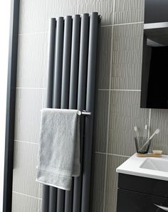 Stunning grey radiators are just a click away! See www.wholesaledomestic.com for more...
